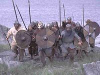 The Viking era spans from the late 8th century to the 11th.