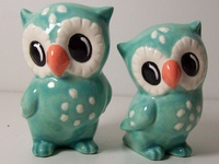 OWLS - Decor, Collectibles, Jewelry, Art