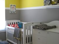 Cute nursery and bedroom inspiration for kids.