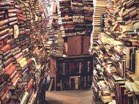 Books, libraries, reading nooks, shelves