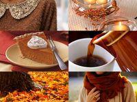 Recipes for Fall & Thanksgiving Holiday Season