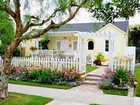 front yard fence