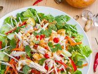 Eat, Salad & Dressing