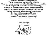 Words, poems, poets