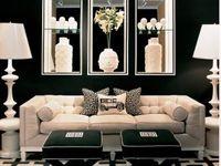 rooms, houses, decor