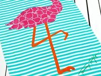 Keep Calm & Love Flamingos