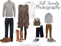 What to Wear - Photo Shoot