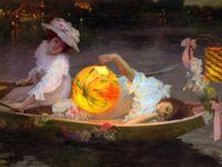 Paintings and Drawings II--The Ladies