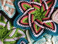 Crochet! Knit! and lots of things Fiber!  :)