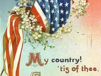 For love of my country-the USA