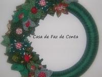 #Christmas #Natal #Navidad #Noël #SantaClaus #PèreNoel #guirlande #guirlanda