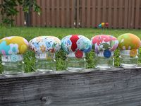 Crafts-Baby Food Jars