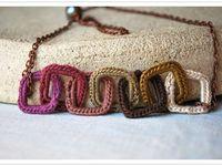 Bjoux - crochet, knit, etc.