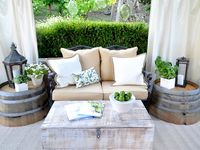 porches, patios & outbuildings, etc
