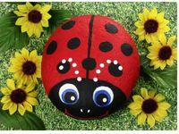 Craft Ideias With Stones