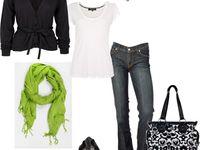 Styles and clothing I like!