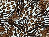 Seamless patterns inspired by African cultures, flora and fauna.