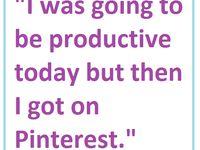 I Love Pinterest!!