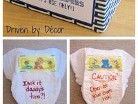 Baby shower ideas!