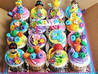 Cakes, cupcakes & cookies