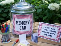 Ideas and Inspirations for Graduation Parties!
