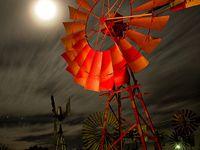 Windmills . . .