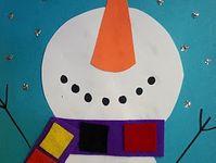 Winter/Snowmen Theme