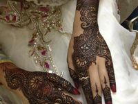 Mehndi patterns ❤ A board for mehndi inspiration