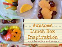 4H Edible Art Lunch Box