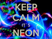 All things neon