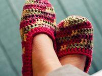 Crochet: Slippers/Socks/Booties
