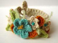 Croched & jewelery