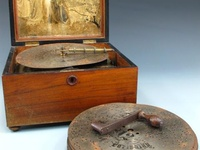 Music Boxes, Polyphons & Kalliopes, Piano Players, Orchestrions, Band Organs etc