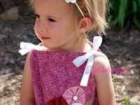 Kids Bows/Headbands