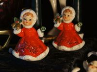 My love for vintage Christmas!