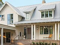 In perfect tandem, Architect Ken Pursley and Interior Designer Suzanne Kasler work together to write the next chapter of Southern style with our 2014 Idea House. It's lighter, fresher, and more livable than ever before. | Story by Zoe Gowen
