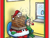 Christmas Funnies !