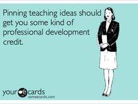 Teaching and Classroom Stuff