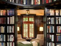 Ideas and Inspirations for Gorgeous Noteworthy Libraries