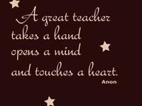 teach/teacher/teaching
