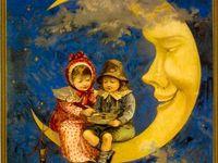 """""""Che fai tu, luna, in ciel? dimmi, che fai, silenziosa luna?"""""""