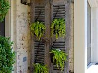 Shutters/oude deuren/luiken enz