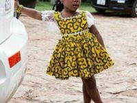 African Kids Outfits