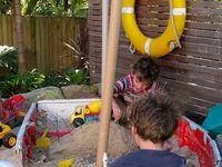Kids outdoor spaces