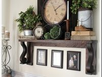 Inspirations for your dream rustic home!