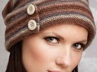 вязание- шапки