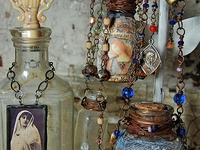 Shrines ·+· Altars ·+· Nichos ·+· Retablos