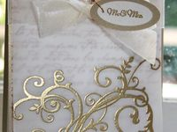 Cards and Paper Wedding