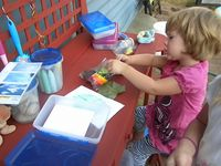 Homeschooling with Montessori and Waldorf techniques