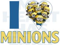 Mighty Minions.
